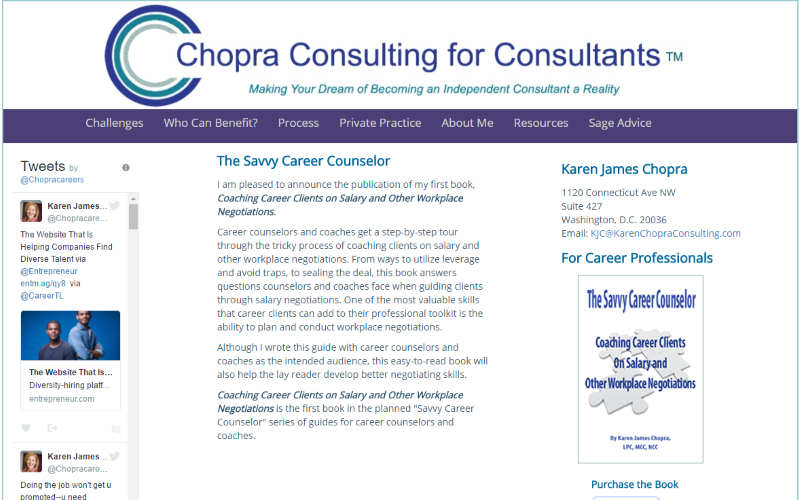 Chopra Consulting for Consultants